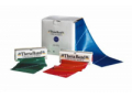 Image Of Exercise Resistance Band Thera-Band Blue 50 Yard X-Heavy Resistance