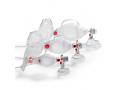 Image Of Resuscitator Ambu SPUR II Pediatric Toddler Oral / Nasal