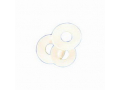 Image Of Adhesive Tape Discs Thin Standard 30/pk