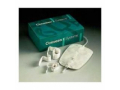 Image Of Urinary Leg Bag Conveen Security+ Anti-Reflux Valve 1500 mL Polyethylene / Flocked