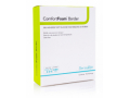 Image Of Silicone Foam Dressing ComfortFoam Border 4 X 12 Inch Rectangle Adhesive with Border Sterile