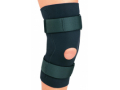 Image Of Hinged Knee Support PROCARE Medium Hook and Loop Closure Left or Right Knee
