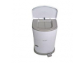 Image Of AKORD Adult Diaper Disposal System, White