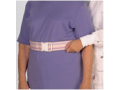 Image Of Gait Belt Up to 72 Inch White Sturdy Cotton