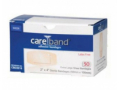 Image Of Adhesive Strip Careband 2 X 4 Inch Plastic Rectangle Sheer Sterile