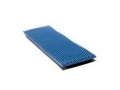 """Image Of Eggcrate Convoluted Foam Bed Pad, 33"""" X 72"""" X 4"""""""