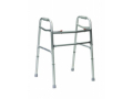 Image Of Bariatric Dual Release Walker Adult drive Aluminum Frame 500 lbs Weight Capacity 32 to 39 Inch Height
