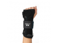 Image Of Wrist Brace Form Fit Universal Wrist Felt Right Hand Black One Size Fits Most