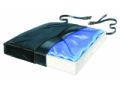 Image Of Seat Cushion Thin-Line 18 W X 16 D X 1 H Inch Gel / Foam