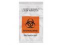 Image Of Biohazard Bag, 2 mL, 6 x 9, Orange