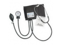 Image Of Manual Home Blood Pressure Kit with Attached Stethoscope