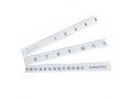 "Image Of Tape Measure Paper, 36"", English & Metric"