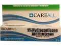 Image Of Itch Relief CareAll 1% Strength Cream 1 oz Tube