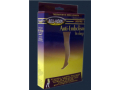 Image Of Anti-embolism Stockings Knee High Large White Closed Toe