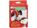 Image Of Arm Sling Snoopy Hook and Loop Closure Medium