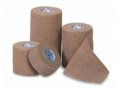 "Image Of Non-Sterile Latex Co-Flex Bandages 4"" x5YD"