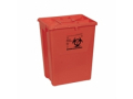 Image Of CONTAINER, SHARPS, 12 GAL, FLAT, RED, PGII