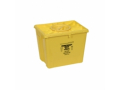 Image Of CONTAINER, CHEMO, 8 GAL, PORT, YELLOW, PGII
