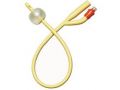 Image Of AMSure 2-Way 100% Silicone Foley Catheter 20 Fr 30 cc