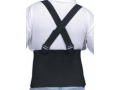Image Of Back Support Belt DMI One Size Fits Most Tension Pull Straps 40 to 54 Inch Unisex