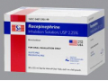 Image Of Nephron Inhalation Solution Racepinephrine 2.25% Bronchodilator Solution Vial 0.5 ml