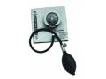 Image Of Aneroid Sphygmomanometer DuraShock Pocket Style Hand Held 2-Tube Adult Size Arm