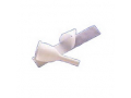 Image Of Mmg Golden Drain Small Ext Catheter W/foam Straps