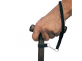 Image Of Cane Wrist Strap with Snap Off Clip