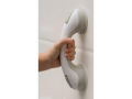 "Image Of Safe-er-Grip Suction Grab Bar, 11-1/2"", White"