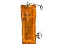 "Image Of UVLI Bag for Piggyback IV Bag, 5"" x 7-1/2"", Amber"
