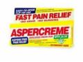 Image Of Topical Pain Relief Aspercreme 10% Strength Trolamine Salicylate Cream 5 oz