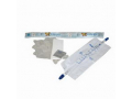 """Image Of hi-slip Full Plus Male Catheter with Insertion Supplies 14 Fr 16"""""""