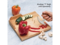 Image Of Deluxe Maple Cutting Board, Each