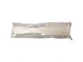 Image Of Adult Soft Bristle Hairbrush, 7-3/4""