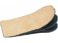 Image Of Heel Lift Adjust-A-Heel Lift Small Without Closure Female Size 4 - 7 Left or Right Foot