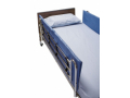 Image Of Bed Side Rail Bumper Pad Skil-Care Classic 2 X 15 X 60 Inch