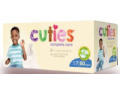 Image Of Baby Diaper Cuties Complete Care Tab Closure Size 7 Disposable Heavy Absorbency