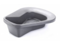 Image Of Stackable Bedpan McKesson Graphite