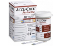 Image Of Blood Glucose Test Strips Accu-Chek Performa 50 Test Strips per Box