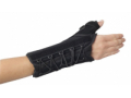 Image Of Wrist / Thumb Support Splint Quick-Fit WTO Nylon / Foam Right Hand Black One Size Fits Most