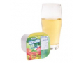 Image Of Thickened Beverage Thick & Easy Sugar Free 4 oz Portion Cup Peach Mango Flavor Ready to Use Honey Consistency
