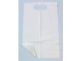 Image Of Bib Economy Slipover Disposable Tissue / Poly