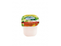 Image Of Thickened Beverage Thick & Easy 4 oz Portion Cup Iced Tea Flavor Ready to Use Honey Consistency
