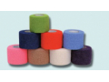 Image Of Cohesive Bandage Co-FlexMed 1 Inch X 5 Yard Standard Compression Self-adherent Closure Tan NonSterile