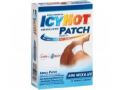 Image Of Pain Relief Icy Hot 5% Strength Menthol Patch 5 per Pack