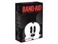 Image Of Adhesive Strip Band-Aid Plastic Assorted Colors Sizes Kid Design Assorted Mickey Sterile