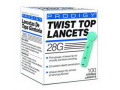 Image Of Prodigy Twist Top Lancet 28G (100 count)