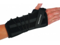 Image Of Wrist Support Quick-Fit Wrist II Removable Palmar Stay Nylon / Foam Left Hand Black One Size Fits Most