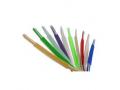 Image Of Rainbow Ties Tracheostomy Tube Holders, Pastel Pack