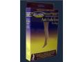 Image Of Anti-embolism Stockings Knee High Medium White Closed Toe